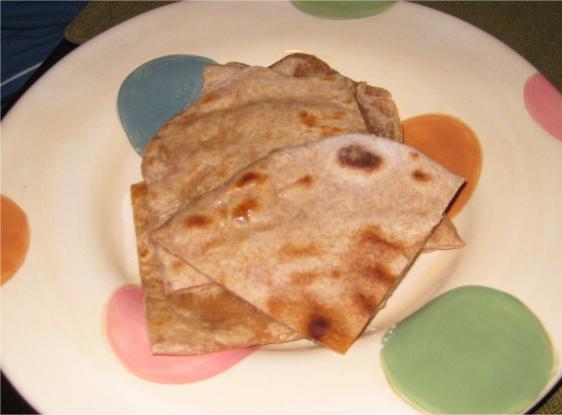 Chappatis (Roti)