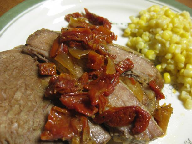 Sun-Dried Tomato Pot Roast