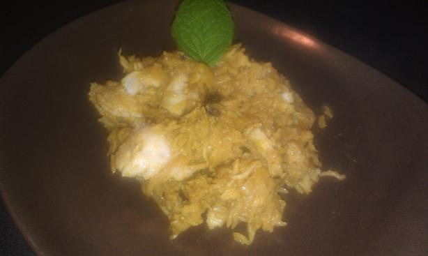 Exceptionally Savoury and Delicious Indian Fish Biryani