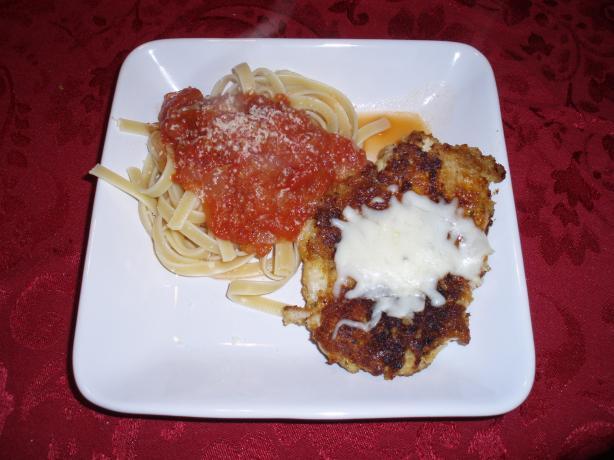 Progresso Skillet Chicken Parmigiana