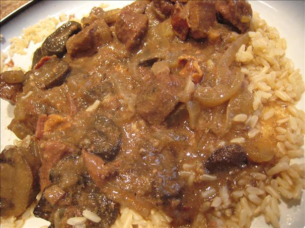 Beef Stew With Beer (Crock Pot)