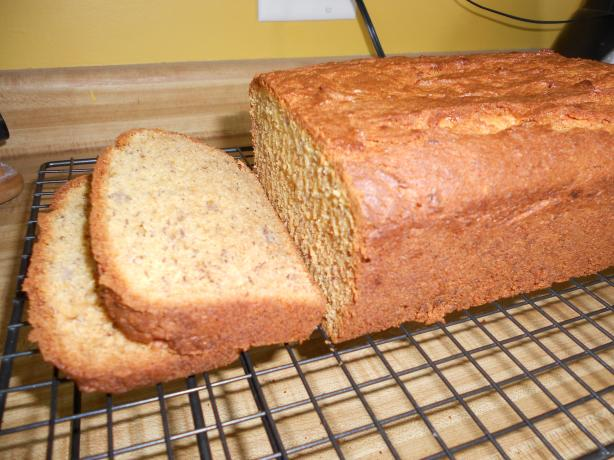Cream Cheese Banana Bread (Moist)