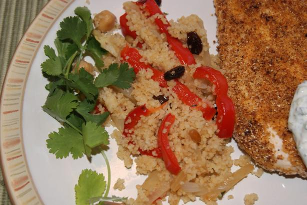 Visit South Africa With This Couscous Pilaf Recipe