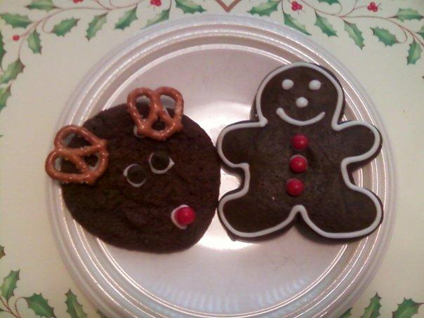 Katy's Gingerbread Cookies