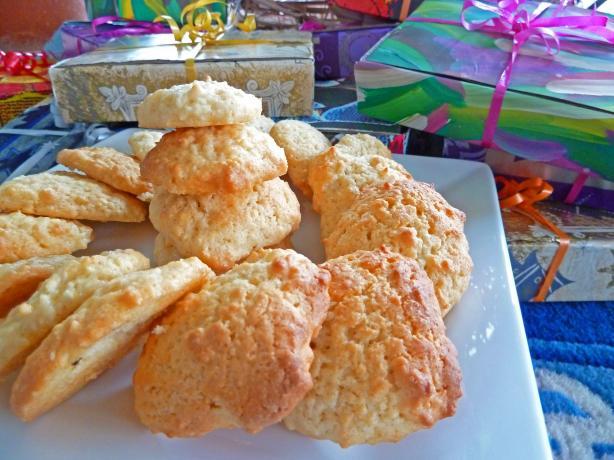 Libbie's Coconut Cookies