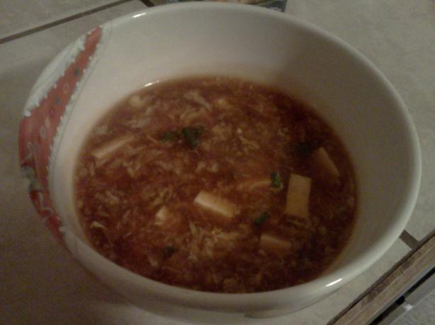 P.f. Chang's Hot and Sour Soup