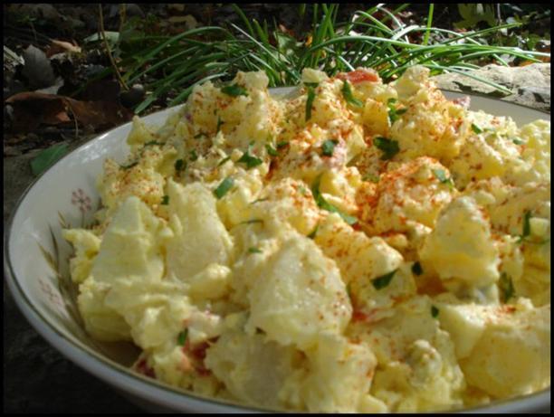 Simple Southern Potato Salad