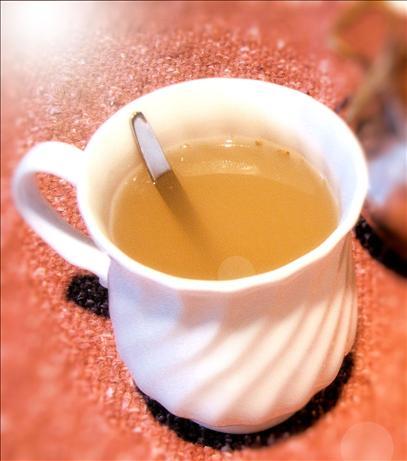 Easy Ginger Tea