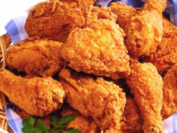 Spice Guru's Southern Fried Chicken