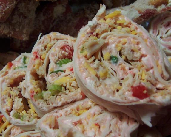 Fairest Wheels (Chicken Pinwheels)