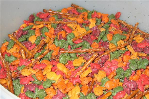 Seasoned Goldfish Crackers