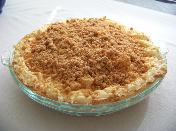 Anya's Peanut Butter Pie