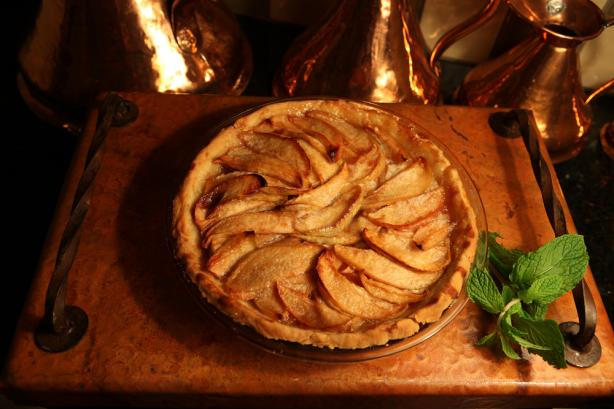 Somebody's Mother's Mother's Apple Pie