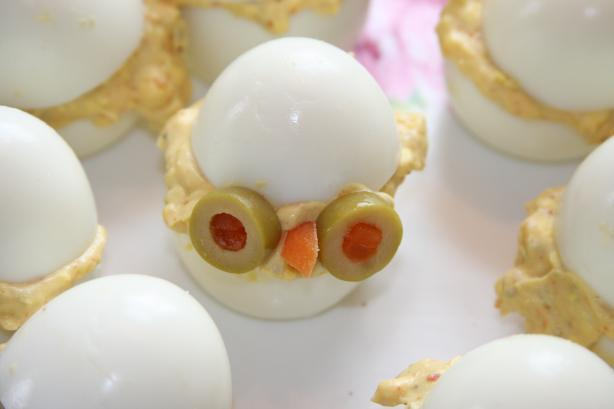 Deviled Egg Chicks!