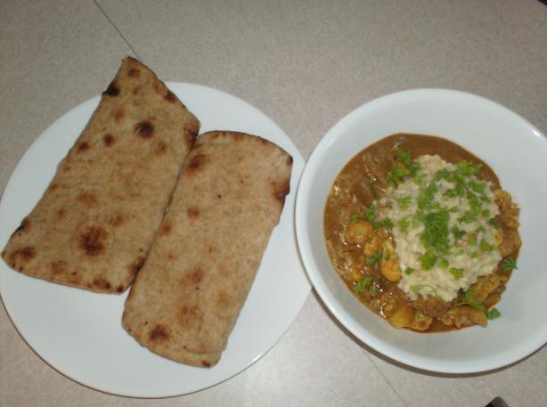 Curry Chicken & Cauliflower (Low Carb)