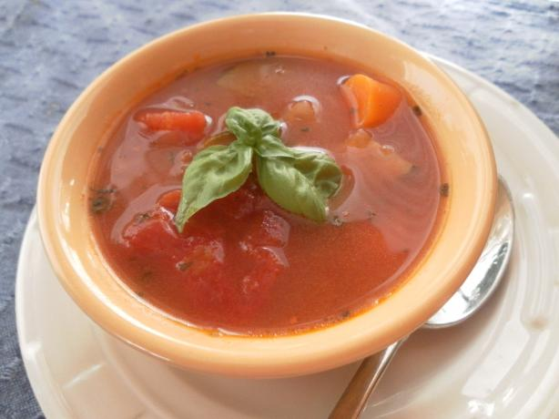 Minestrone Soup- Zero Points...no Pasta....no Beans