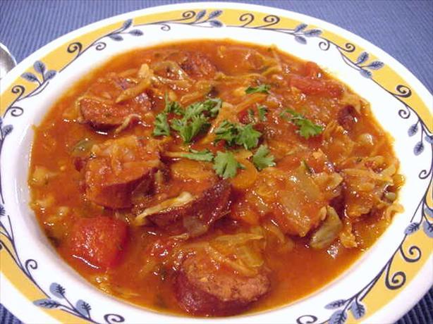 Hearty Kielbasa Stew