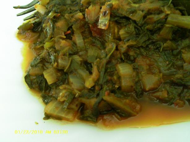 Mexican Turnip Greens