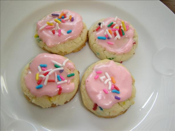 Easy Cookie Frosting