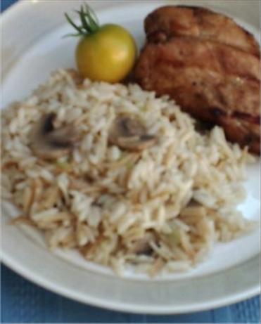 Aunt Helen's Rice Pilaf