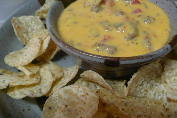 Nanny's Famous Cheese Dip