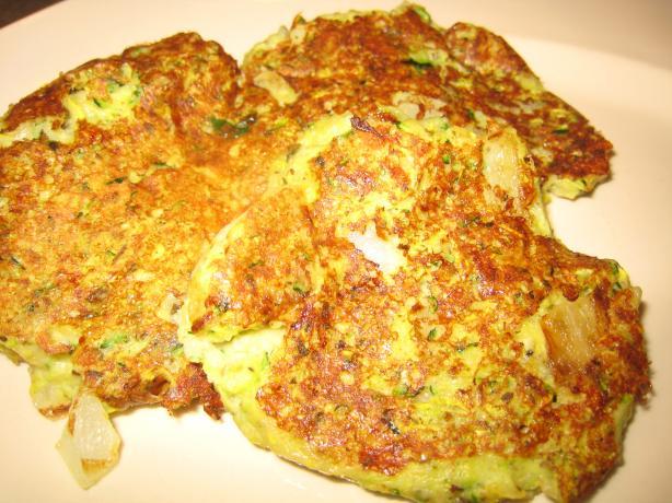 Squash and Zucchini Cakes (Paula Deen Recipe)