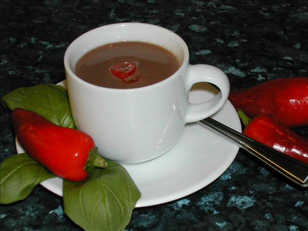 South American Hot Chocolate (With Chillies)