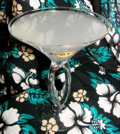 The Lychee Martini - Bethenny Frankel