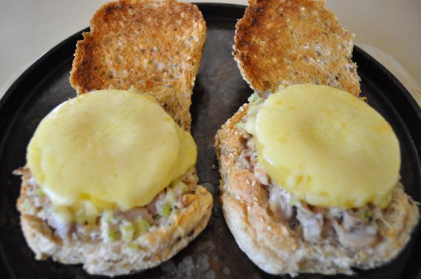 Hawaiian Chicken Sandwiches