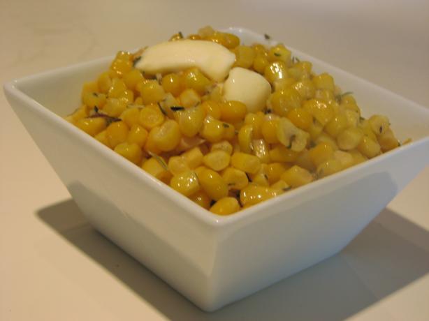 Mediterranean Style Corn