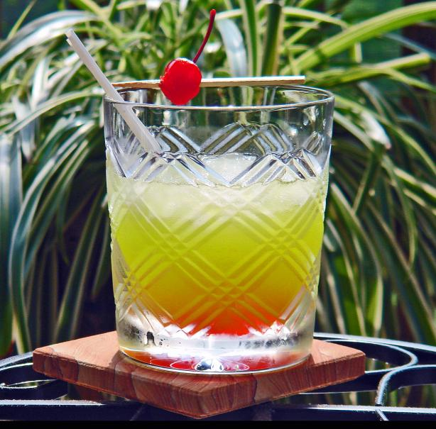 Jamaican Crawler Cocktail