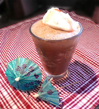 Raspberry Mocha Madness Swappuccino