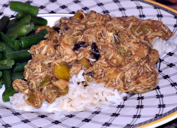Low Calorie Chicken Curry