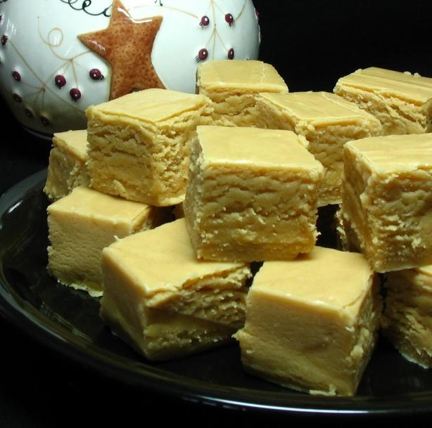 Fantasy Fudge (Peanut Butter Fudge)