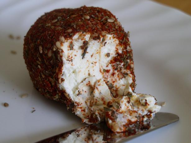 Labneh Wa Za'atar (Spiced Yogurt Cheese)