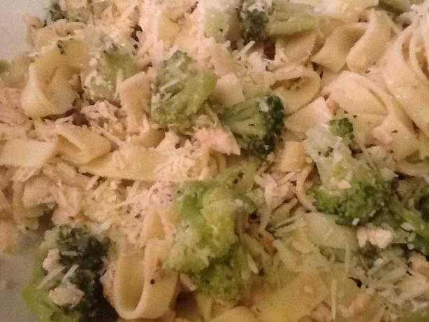 Ww Dijon Chicken Fettuccine