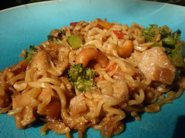 Cashew Chicken Take-Out Style