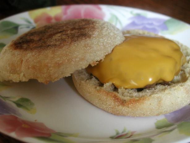 Homemade Sausage Mcmuffins