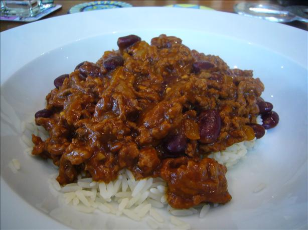 So Simple Chili Con Carne