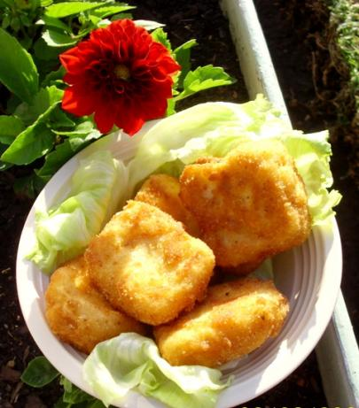 Edam Cheese Fritters