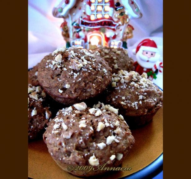 Diabetic Gingerbread Cupcakes