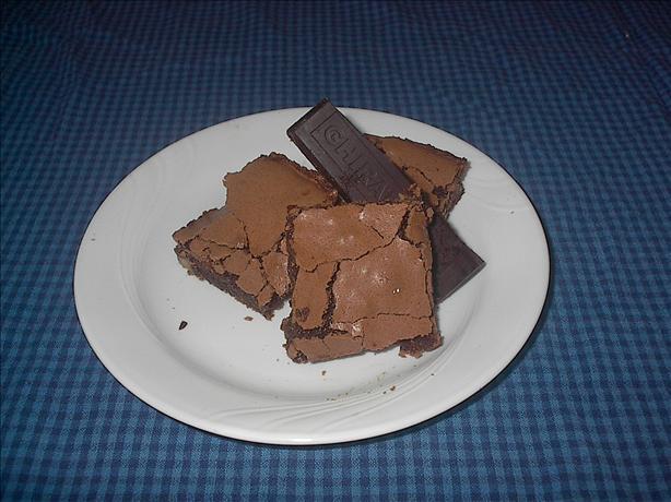 Plain-Old Brownies
