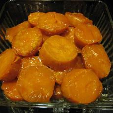 Honey-Glazed Sweet Potatoes