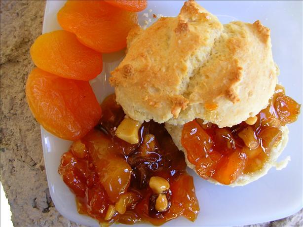 Apricot-Citrus Preserves