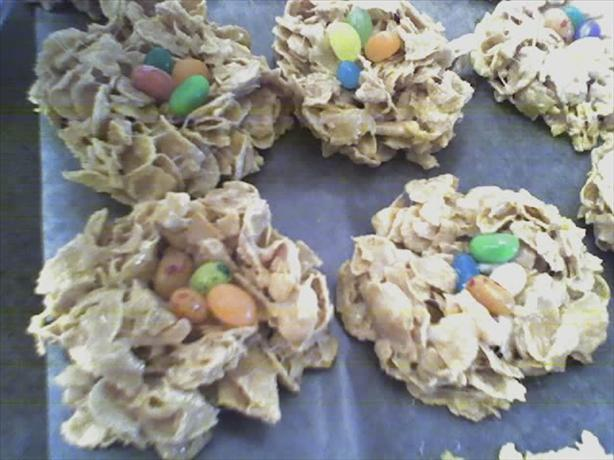 Easter Birds Nests (Peanut Butter Free)