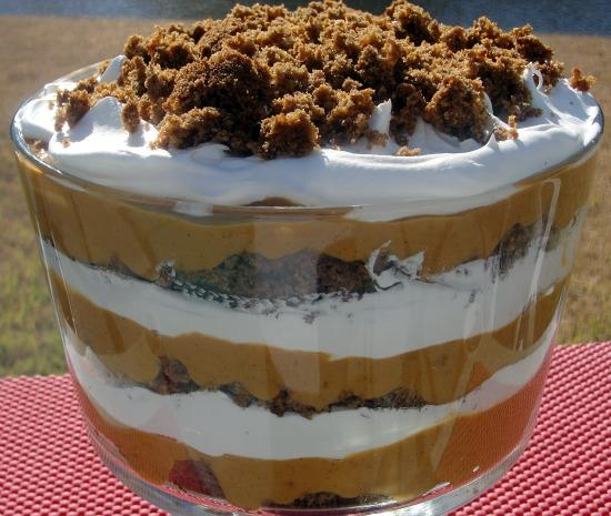 Pumpkin Trifle