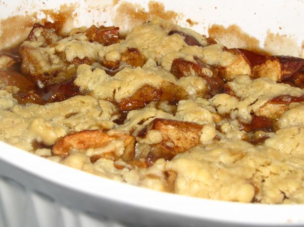 Prairie Apple Crunch