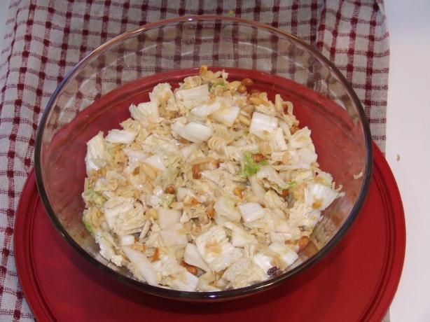 Aunt Grace's Napa Salad