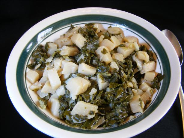 Southern Turnips and Greens