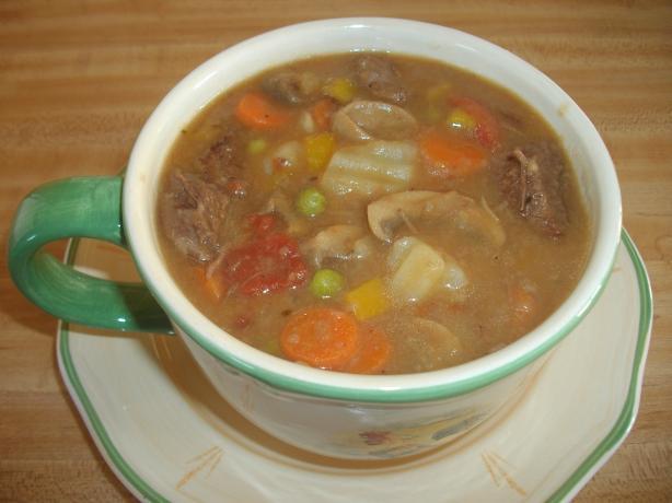 Beef Stew or Venison Stew